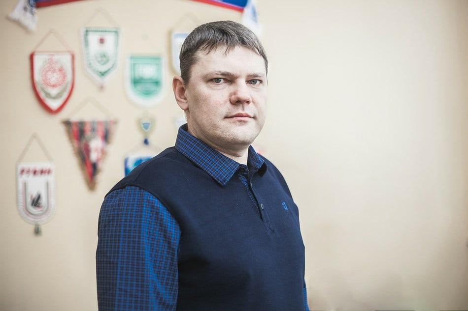 С днём рождения, Игорь Александрович!