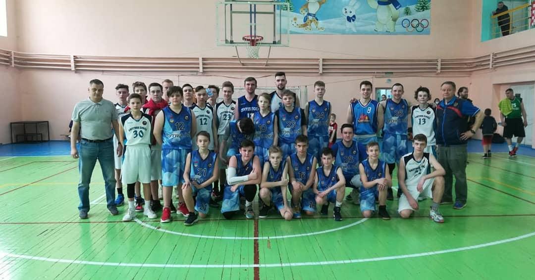 «Открытый турнир СШ «Сергиев Посад» по баскетболу