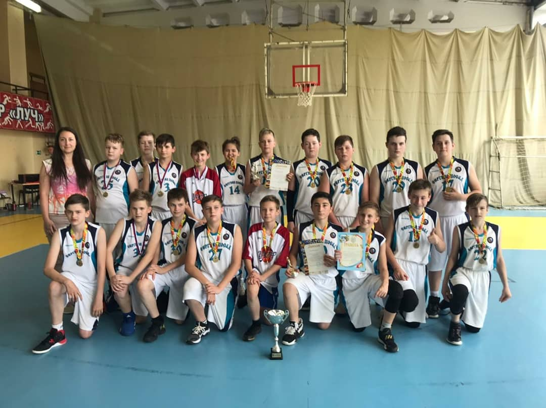 «Открытый турнир по баскетболу СШ «Сергиев Посад» среди команд 2008 г.р.